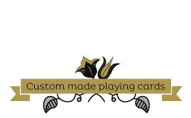 Custom made playing cards